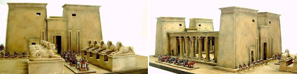 undead showcase part ii tombs of the pharoahs